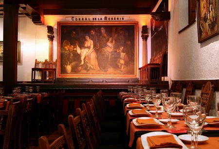El Corral de la Moreria flamenco restaurant