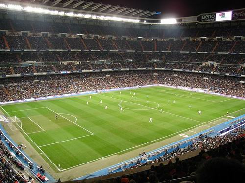 Santiago Bernab 233 U Stadium The Home Of Real Madrid