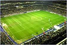 Real Madrid's stadium