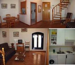Duplex Apartment Cheap Central Madrid Self Catering