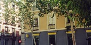 Madrid Apartment Exterior