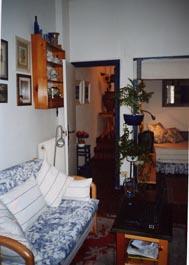 Madrid Apartment Lounge