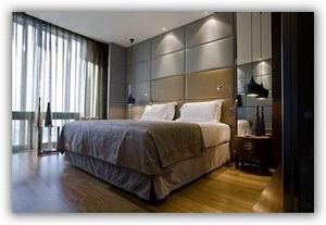 Eurostars Madrid Tower Luxury Star Gl Hotel In Madrid Spain
