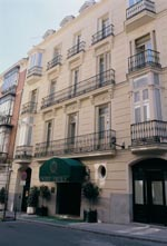 Luxury hotels and 5 star hotels in the center of madrid spain - Hotel mariscal madrid ...