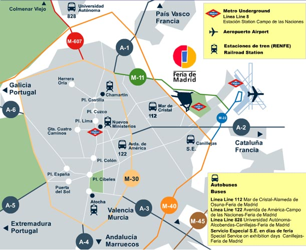 Hotels Near Madrid Airport Terminal