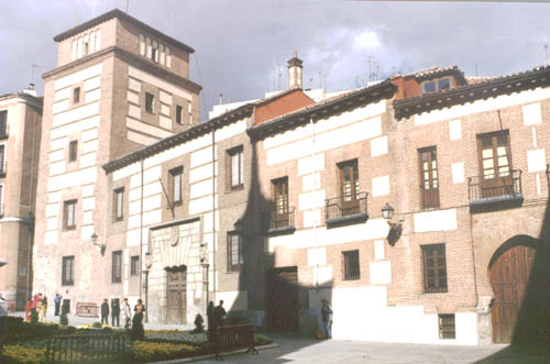 Torre de Lujanes, Madrid