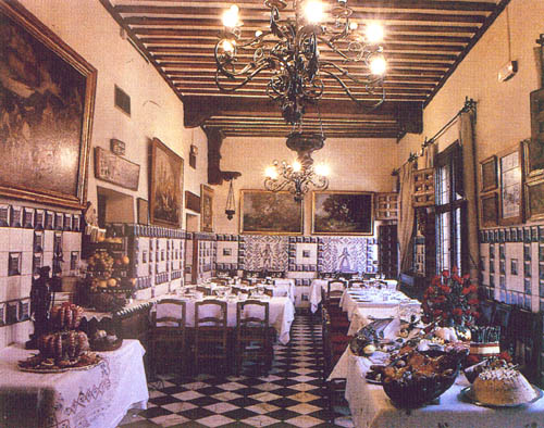 Botin mediterranean restaurant in madrid for Casa botin madrid