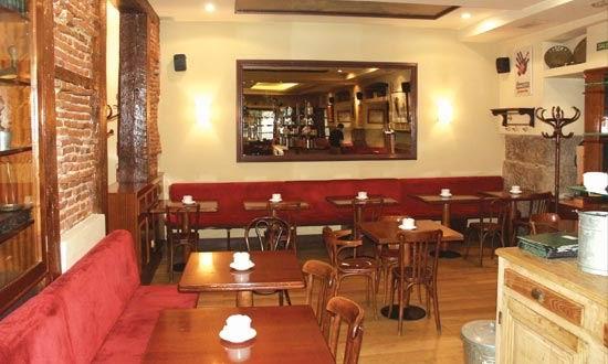 Café Oliver Restaurant