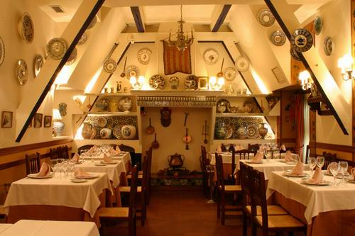 Restaurante La Barraca Restaurant
