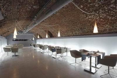 Restaurante Malevich