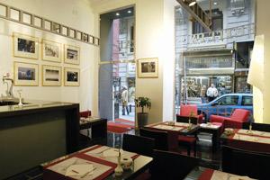 Restaurante Cafetech
