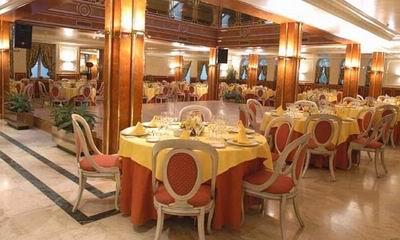 Pedro Larumbe Restaurant
