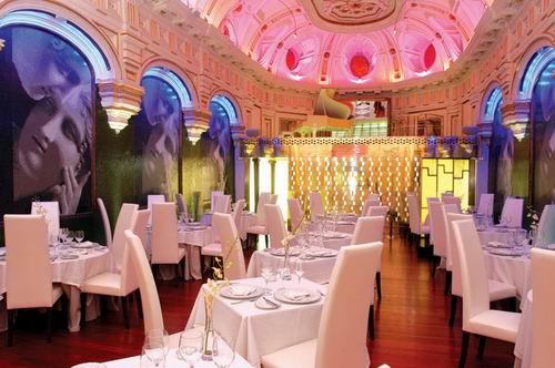 Restaurante La Capilla de la Bolsa