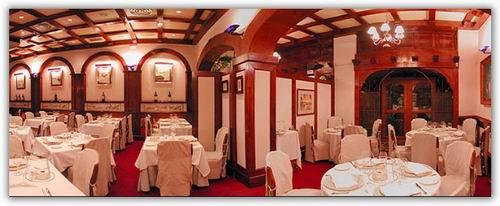 Restaurante Goizeko Kabi Madrid