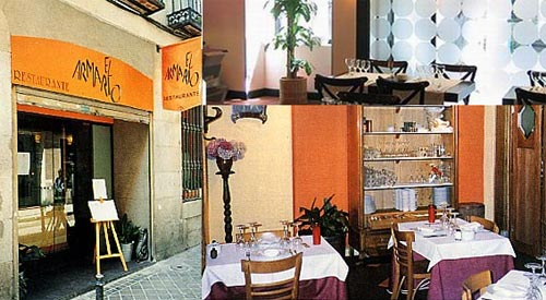Restaurante El Armario