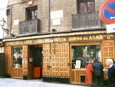Botin Restaurant