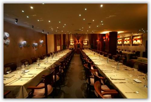 Restaurante Dominio de Antargu