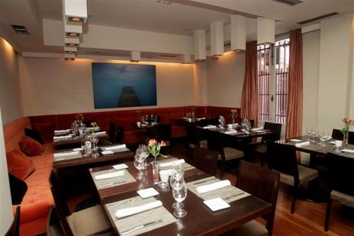 Restaurante Belalua