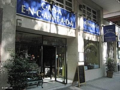 Casa Encantada Restaurant