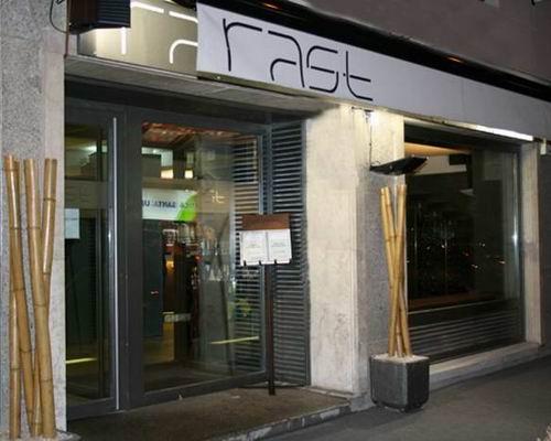 Restaurante RastCafe