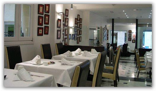 Restaurante Ex Libris
