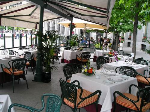 Restaurante Cafe de Oriente