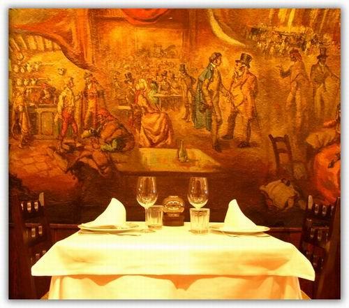 Las Cuevas de Luis Candelas Restaurant