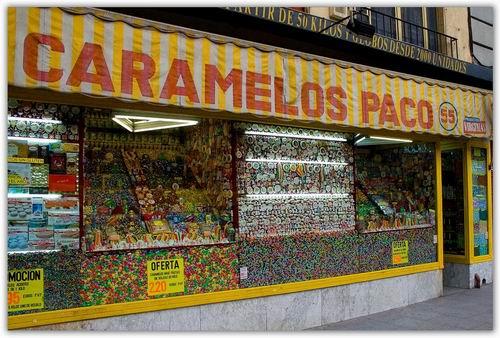 Caramelos Paco