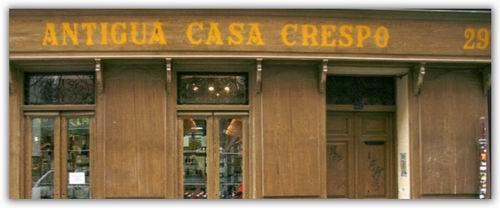 Antígua Casa Crespo
