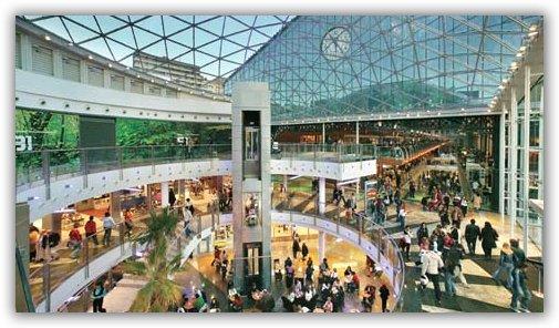 Centro Comercial Príncipe Pío A Spectacular Shopping Mall