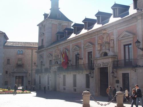 Casa de la Villa, Madrid