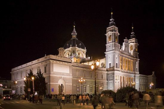 Madrid's Cathedral, The Almudena Church