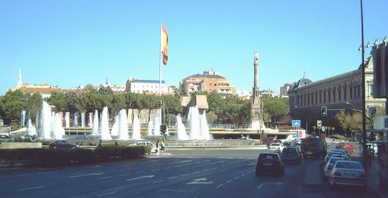 Plaza de Colón &a...