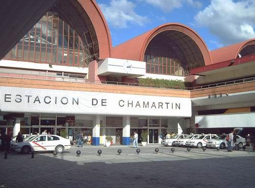 Chamartn Train Station Madrids Second Railway Station