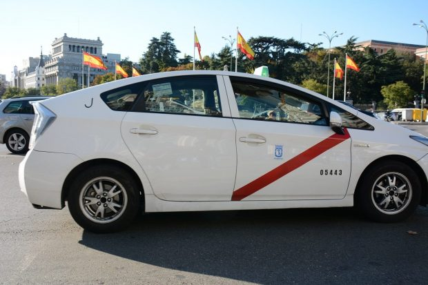 Madrid Airport Taxi